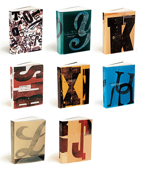 Jenny Grigg covers for Peter Carry Books