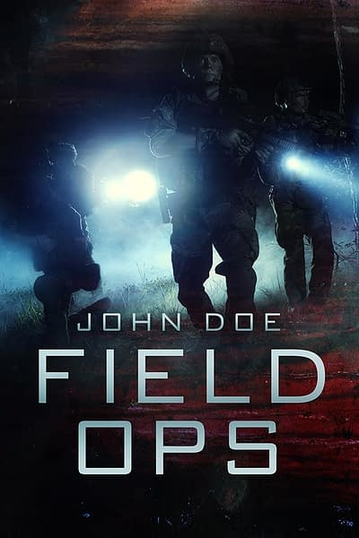 Military book cover